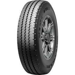 2 Tires Michelin Xps Rib Lt225/75r16 Load E 10 Ply Commercial