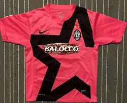 Juventus Nike 2011 2012 Away Small 10 Del Piero Final Game Serie A Patch