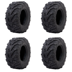 4 Pack Tusk Mud Force® Tire 26x11-12 - Fits Polaris Sportsman Ace 900 2016