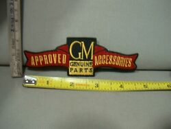 New Gm Accessories Iron On Patch Gm Patch Chevrolet Patch Jacket Hat Shirt Patch