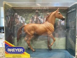 Breyer Horse No. 572 LONESOME GLORY TB FAMOUS STEEPLECHASER