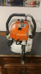 Sthill Chainsaw 090 With 60 Inch Bar