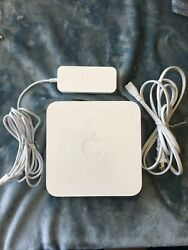 Apple Airport Extreme 54mbps 3-port 1000mbps Wireless N Router Model A1354