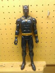 BLACK PANTHER 2015 Marvel Titan 12 Inch Hasbro Action Figure Fast Shipping