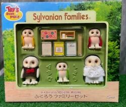 Sylvanian Families Toy's Dream Project Owl Family Calico Critters Japan