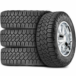 4 New Toyo Open Country C/t Lt 225/75r16 115/112q E 10 Ply Tires