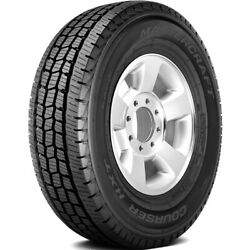 4 New Mastercraft Courser Hxt Lt245/70r17 119/116s E 10 Ply Commercial Tires