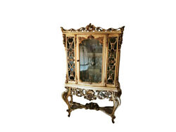 Dining Room Display Cabinet Baroque-style