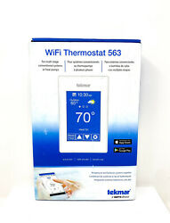 Tekmar Wifi Thermostat, Conventional 2h, 2c Or Heat Pump 4h, 2c