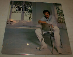 Lionel Richie Can't Slow Down Lp Motown Record Factory Sealed Mint 1983 Oop