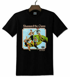 Shannon And The Clams Black T-shirt T-shirt Beautiful Gift Unisex T-shirt