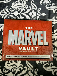 The Marvel Value Hard Cover Rare Collectibles Mueseum In A Book
