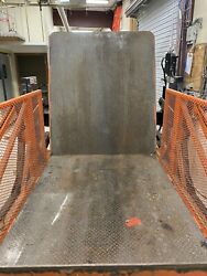 Speed Lift 5000lbs Lift. For Unloading Heavy Pallets Excellent Operating Cond.