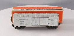 Lionel 6464-1 Vintage O Western Pacific Boxcar - Type Ia W/blue Lettering - Rare