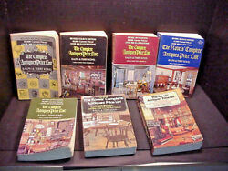 Kovels Antiques Price List 7 Books Vintage 2nd 4th 5th 6th 7th 9th 14th Editions