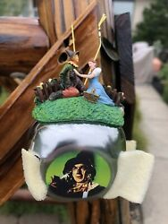 Wizard Of Oz Ornaments - 2007 Vintage Sleigh Bells- All 4 Sets