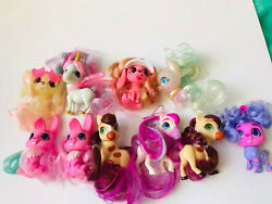 Hairdorables Pets Lot Of 10 Pets Free Shipping Hair Dorables Doll Toy