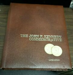 The John F. Kennedy Commemorative 36 Sterling Silver Medal Set Limited Edition