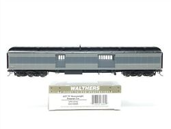 Ho Scale Walthers 932-10505 Up Union Pacific 70' Acf Baggage Passenger Car