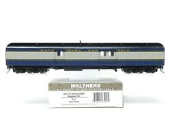 Ho Scale Walthers 932-10510 Bando Baltimore And Ohio 70' Acf Baggage Passenger Car
