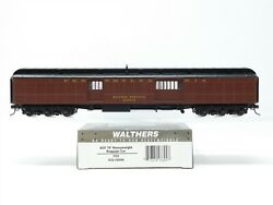 Ho Scale Walthers 932-10504 Prr Pennsylvania Railroad 70' Acf Baggage Passenger