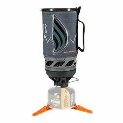 Jetboil Flash Camping and Backpacking Stove Cooking System Wilderness Gray $130.64