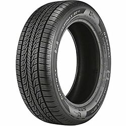 4 New 225/65r17 102t General Altimax Rt43 225 65 17 Tires Fits 225/65r17