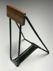 The Original Steel Vintage Looking Toy Outboard Motor Stand Display Boat K And O