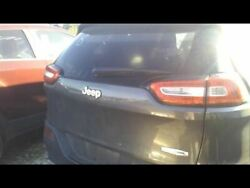Trunk/hatch/tailgate Privacy Tint Glass Fits 14-17 Cherokee 17412684
