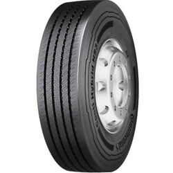 4 Tires Continental Conti Hybrid Hs3 285/70r19.5 Load H 16 Ply Steer Commercial