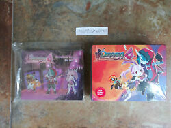 Disgaea 6 Defiance Of Destiny Limited Edition For Nintendo Switch Brand New