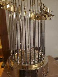 2020 Los Angeles Dodgers World Series Trophy Full Size