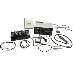 Pace Pps-400 Prc 2000 Process Control System Soldering Rework Station Loaded