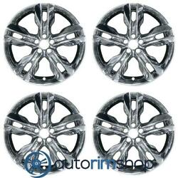 New 20 Replacement Wheels Rims For Ford Edge 2011-2014 Set 8t4z1007d