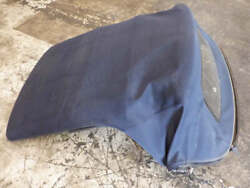 Mini Cooper Convertible Folding Top Fabric With Frame Oem 54347135291 05-08 R52