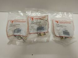 Lot Of 3 New Old Stock Carling 10a 250v On/off/on Toggle Switches 2gm54-73xg