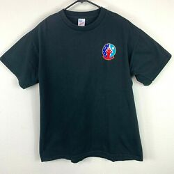 55th Supply Squadron Vintage 90s Duke Athletic Made In Usa Mens T Shirt Size Xl