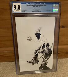 Something Is Killing The Children 1 New York Comic Con Limited To 500 Cgc Siktc