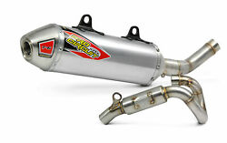 Pro Circuit T-6 Stainless System W/spark Arrestor 0151725g