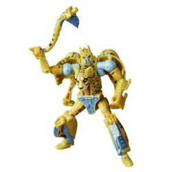 Cheetor Transformers War For Cybertron Kingdom Deluxe Collectible Action Figure