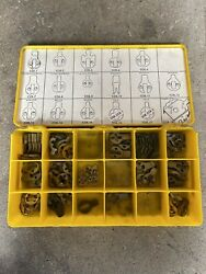 Lot Of Mortise Lock Cylinder Tail Pieces,diff Sizes And Shapes,locksmith