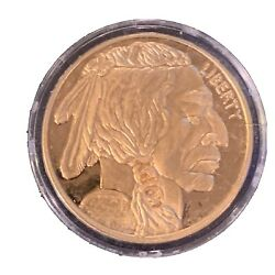 National Collectors Mint 2012 Buffalo Tribute Liberty Copy Coin