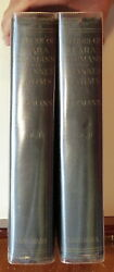Letters Of Clara Schumann And Johannes Brahms 1853-1896 2 Vol, Hardcover 1927 Ed