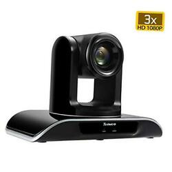 Conference Room Camera 3x Optical Zoom Full Hd 1080p Usb Ptz Video Conference