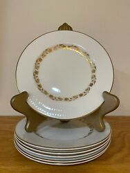 Royal Doulton Fairfax Fine China Bread Or Butter Plates Set 6