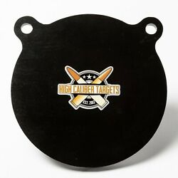 High Caliber Ar500 Steel Shape Targets - 1/2 3/8 1/4 All Thickness And Size