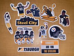 Pittsburgh Steelers Stickers / Decals Water Resistant