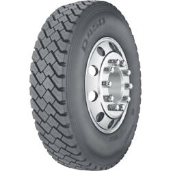 4 Tires General Ameristeel D450 11r22.5 Load H 16 Ply Drive Commercial