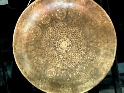 39 Large Gong- Big Temple Gong From Nepal- 39 Inch Best Resonance Sound 100 Cm