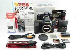 Class Canon Eos 5d Mark Ii Cf Pieces Included One Owner